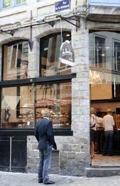 Lille, Pâtisserie Aux merveilleux de Fred Aux Merveilleux De Fred, Lille 2,  Lieux 2ac31738a9b0