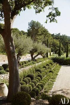 South Of France Home by Frédéric Fekkai (Romantic Villa Provence)