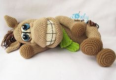 Horse Crochet Pattern, Amigurumi Horse, Crochet Pattern Animal, CP ...