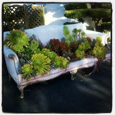 Coolest furniture recycling idea!