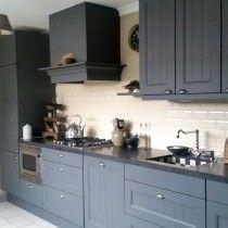 New Kitchen, Kitchen Cabinets, Stove, Interior, Home Decor, Living Room Ideas, Bedroom, Decoration Home, Range