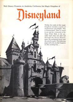 Vintage Disneyland Rides   Vintage Disneyland Tickets: Walt Disney's Mickey Mouse Club Magazine ...