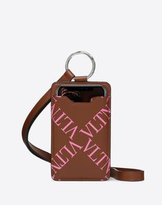 Valentino Bags, Leather Phone Case, Leather Gifts, Leather Projects, Small Leather Goods, New Bag, Small Bags, Apple Watch, Bag Accessories
