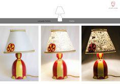 Lampada d'artista_CIRCHIO (collezione privata)