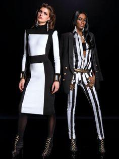 H&M 발망 콜라보/ h&m 디자이너 콜라보 : 네이버 블로그