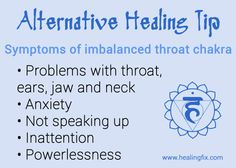 A healthy throat chakra not only helps you communicate clearly, it also leaves you feeling like you are free to live your truth. A life of incongruence is hard on this energy center, as you need to be. Throat Chakra Healing, Hand Mudras, Human Design System, Chakra Affirmations, Seven Chakras, Health Heal, Chakra Meditation, Spiritual Life, Self Help