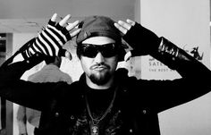 Im not into skater boys, but I'll always have a thing for Bam Margera