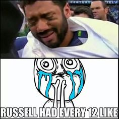 Love you Russell!