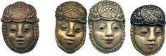 polymer clay faces - Google zoeken