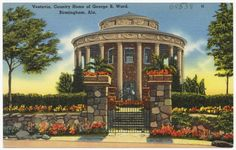 8. Vestavia Country Home of George B. Ward - Birmingham, AL