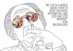 """A negative judgement. Family Quotes, Sad Quotes, Wisdom Quotes, Life Quotes, Leadership Quotes, Education Quotes, Jean Baudrillard, Basic Quotes, Psychology Studies"