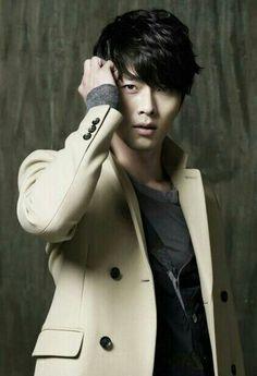 Gorgeous..! Hyun Bin