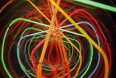 Pioneering Light Artist Paolo Scirpa's Infinite Neon Loops Continue To Enchant Printing On Tissue Paper, Lights Artist, Creators Project, Italian Artist, Art Classroom, Neon Lighting, Light Art, Fascinator, 3 D