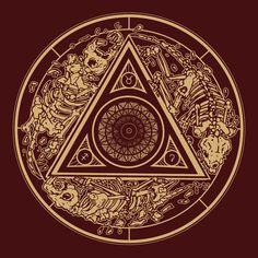 Life Exposed by ojodebruha on DeviantArt Horoscope Elements, Mirror Tattoos, Dark Souls Art, Norse Symbols, Textures Patterns, Art Patterns, Soul Art, Vanitas, Runes