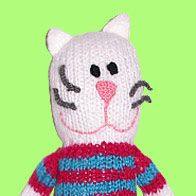 Hello I'am Alonso the cat! We are Pibes! We are soft, colorful and unique!    http://www.pibes.it