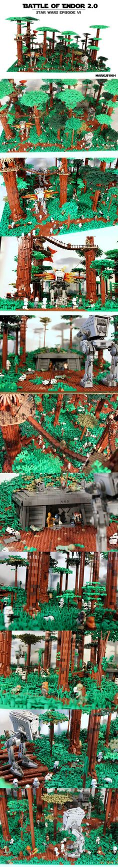 Lego: Battle of Endor