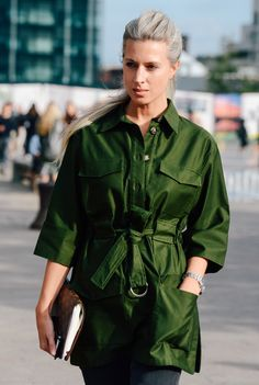 Say Ciao: Tommy Ton's in Milan - Gallery Slide 1 Tommy Ton, Milan Fashion Weeks, London Fashion, Army Jacket Style, Army Style, Celine, Stockholm Street Style, Paris Street, Street 2015