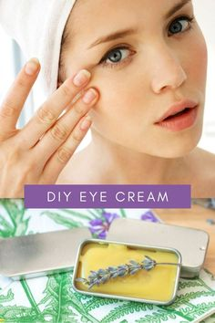 Oil Eye Creams Pamper your skin with a DIY eye cream made with moisturizing coconut oil, honey and lavender and frankincense essential oils. So nourishing for fine mature skin, and great for fine lines and wrinkles. Frankincense Essential Oil, Essential Oils, Beauty Routine Checklist, Skincare Routine, Morning Beauty Routine, Homemade Beauty Products, Bee Products, Natural Beauty Recipes, Best Eye Cream