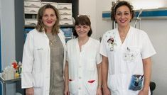 El Hospital de Guadalajara pone en marcha una consulta específica de estomaterapia para mejorar la atención integral a los pacientes ostomizados Coat, Jackets, Fashion, Hospitals, Guadalajara, Down Jackets, Moda, Sewing Coat, Fashion Styles