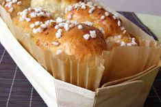Braided brioche of my childhood - - My Recipes, Sweet Recipes, Cooking Recipes, Favorite Recipes, Biscuit Dough Recipes, Parfait, Tooth Cake, Pastry Cake, Something Sweet