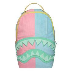 2f98dd4f42 Sprayground Saweetie Shark Backpack - Pink   Blue