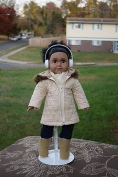 18-inch-African-American-Doll-BRAND-NEW-with-makeover