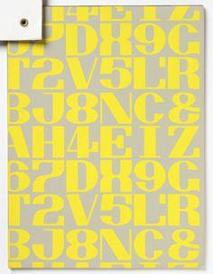 "Sample Book, ""Wallpapers Designed by Alexander Girard for Herman Miller"", 1953. via Cooper-Hewitt"