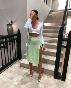 Fashion Tips Outfits .Fashion Tips Outfits Mode Outfits, Cute Casual Outfits, Fashion Outfits, Womens Fashion, Modest Fashion, Edgy Chic Outfits, Tall Girl Outfits, Classy Going Out Outfits, Miami Outfits