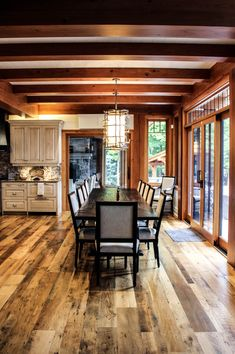 hirsh log homes Timber Homes, Log Homes, Cabin In The Woods, Cottage Exterior, Red Cedar, Whistler, Cottage Style, Custom Homes, Canada