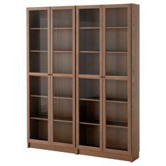 bj rksn s vitrine 2 t rig ikea massivholz ist ein strapazierf higes naturmaterial 1 fester. Black Bedroom Furniture Sets. Home Design Ideas