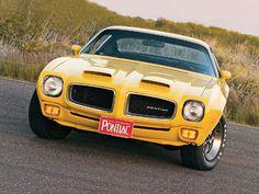 1970 Pontiac Formula