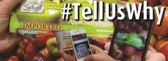 VFF launches TellUsWhy supermarket campaign