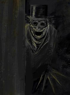 The Babadook by HerberoGreen on DeviantArt
