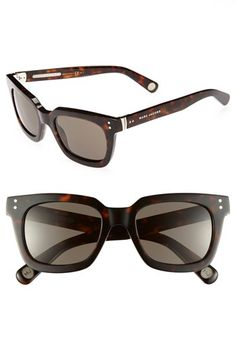 MARC JACOBS 50mm Retro Sunglasses available at #Nordstrom