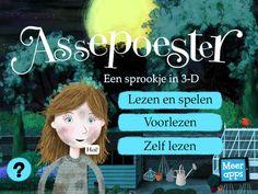 Assepoester, een sprookje in 3-D van Gottmer Uitgevers Groep B.V.