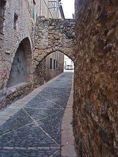 Passatemps jueu, Montblanc, Tarragona. Catalunya