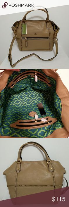 OrYany purse This purse is absolutely beautiful! It has a magnetic close. It also comes with the dust bag. It is 11 inches in length and 12 inches high and 4 inches deep. This is brand new with tags on it OrYany Bags Shoulder Bags