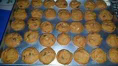 Singapore Home Cooks: Famous Amos Crunchy Cashew Nuts Cookies by Joey Foo