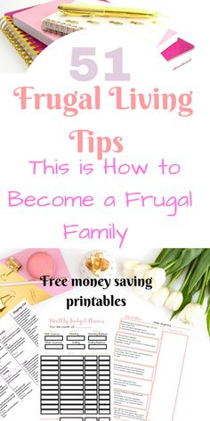 51 of the best frugal living tips for mums who want to save their family money. Tips include ways to save money while raising a family, how to stretch your money and the cheapest way to live. Frugal Family, Family Budget, Frugal Living Tips, Frugal Tips, Family Family, Living On A Budget, Ways To Save Money, Money Saving Tips, Money Tips