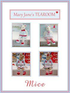 Mary Jane's TEAROOM: Little eBook Shop