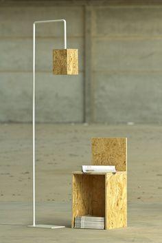 #1 lamp by Federica Bubani