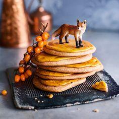 Tyrnipumpernikkelit | Maku Cake Cookies, Pancakes, Breakfast, Food, Morning Coffee, Essen, Pancake, Meals, Yemek