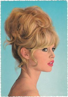 bardot's hair is gorgeous