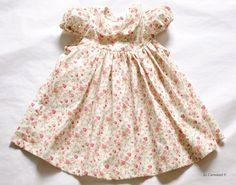 Robe / Dress Naïs - Coton