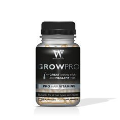 Best Hair Vitamins - GrowPro - Hair Growth Supplements - DHT Blocker for Men & Women, Helps Combat Hair Loss, Hair Regrowth with Grow Pro by Watermans https://www.amazon.co.uk/Best-Hair-Vitamins-Supplements-Regrowth/dp/B06XB897CW/