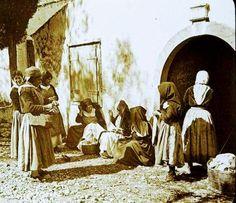 Corfu Greece, Greeks, Islands, Woman, Painting, Art, Art Background, Painting Art, Kunst