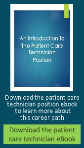 ... technician position This ebook explains what a patient care technician