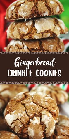 INGREDIENTS 3 cup of Butter (softened) 1 cup Brown Sugar 1 Egg cup Molasses 2 cups Flour 2 teaspoons Baking Soda . Christmas Desserts, Fun Desserts, Delicious Desserts, Dessert Recipes, Yummy Food, Healthy Desserts, Christmas Cookies, Yummy Treats, Sweet Treats