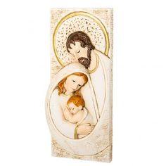 Bomboniera quadretto S. Famiglia 7 x 15 cm | vendita online su HOLYART