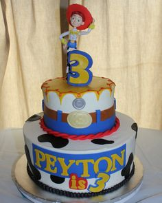 jesse cakes | Cakes by Camille: Disney Themed Cakes
